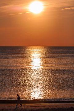 Sonnenuntergang auf Sylt 1 von Marc Heiligenstein