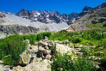 Berghütte in Sicht von Esther's Photos