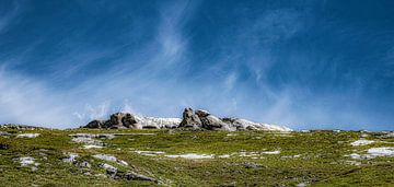 Berglandschaft von jacky weckx