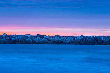 Seascape 05 van Oscar Limahelu