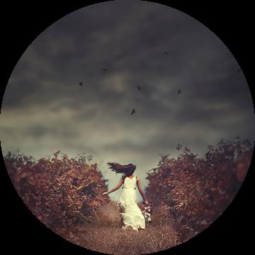 Mijn ontsnapping: de ontsnapping van een meisje in haar donkere droomworld, Fabio Sozza van 1x