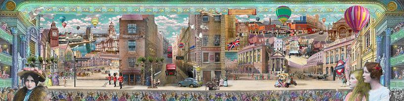 United Kingdom on stage! van Barbara van Druten