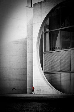 mens en architectuur von Oscar Limahelu