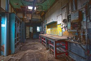 Oude industrie / fabriek