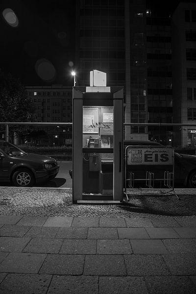 Telefooncel van Sander Mulder