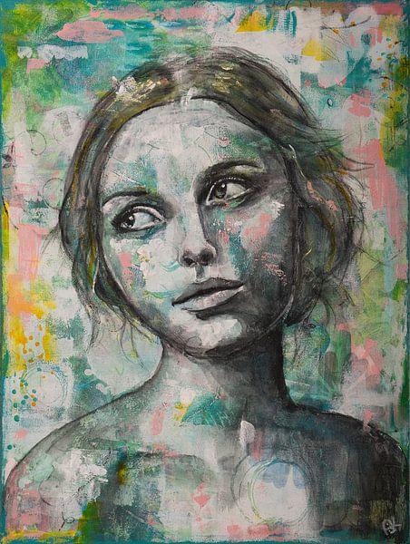 I am van Flow Painting