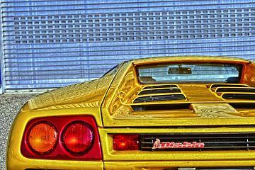 icône de voiture de sport italienne Diablo ART 1.0 sur Ingo Laue