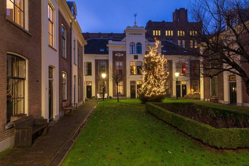 De Sterrehof en De Inktpot Utrecht van André Russcher