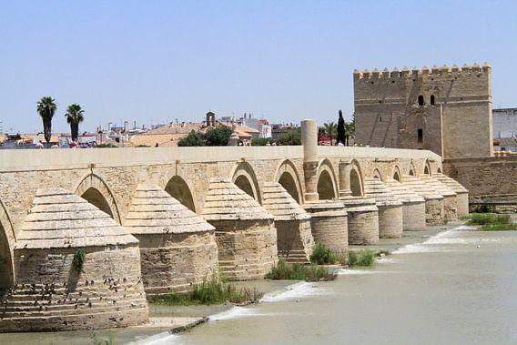 Romeinse burg in Cordoba