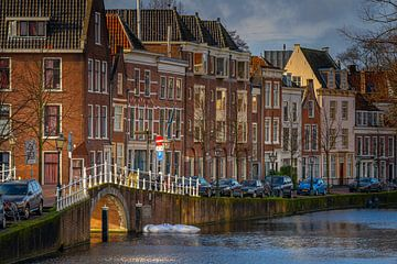 Leiden in Lockdown: Rapenburg van Carla Matthee