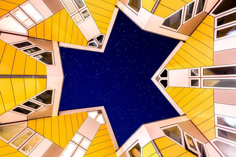 Kubuswoningen Rotterdam  van Etienne Hessels