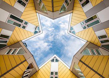 House Cube in Rotterdam, Netherlands van Lorena Cirstea