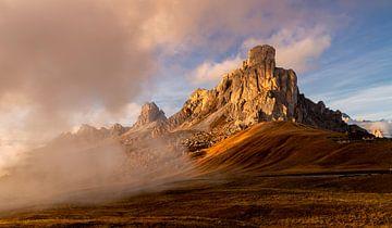 Passo Giau, Dolomiten von Adelheid Smitt
