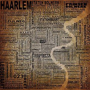 Haarlem typography