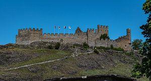 Château de Tourbillon van