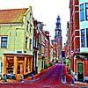 Colorful Amsterdam #108 van Theo van der Genugten thumbnail