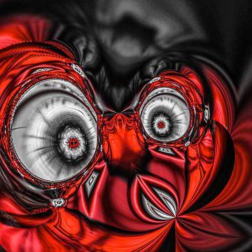 Phantasievolle abstrakte Twirl-Illustration 122/14 von PICTURES MAKE MOMENTS