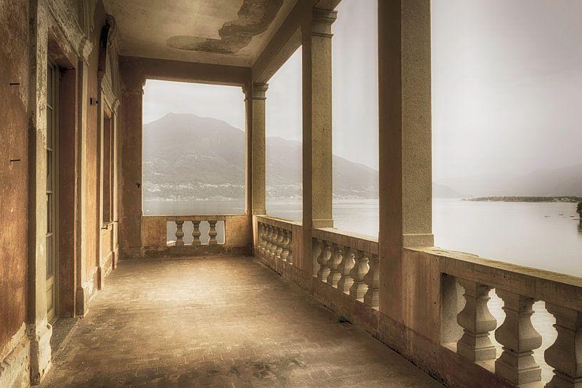 Little Balcony 1 van Kirsten Scholten