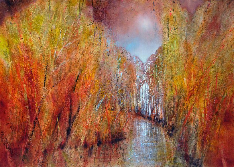 Oktoberlicht von Annette Schmucker