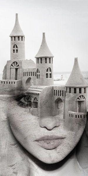 Sand castle van Dreamy Faces
