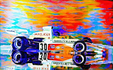 Grand Prix Germany 1973 - Jacky Ickx van DeVerviers
