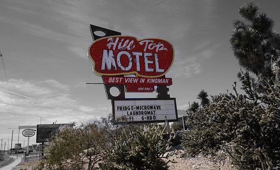Hill Top Motel van Tineke Visscher