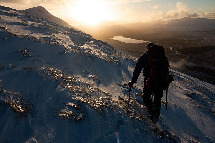 Winters Schotland van Jan Bakker