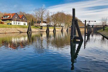Een mooi stukje van Nederland van Henrico Fotografie