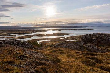 Þingvellir-Nationalpark von Coen Feron