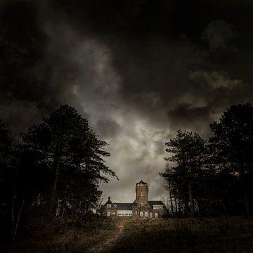 Glory House, Bergen aan Zee - Niederländische Meister von Keesnan Dogger Fotografie
