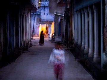 India - Tordi Sagar - Run away van Rik Pijnenburg
