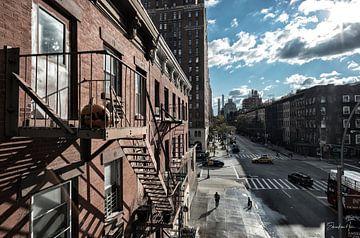 Highline New York van Edward van Hees