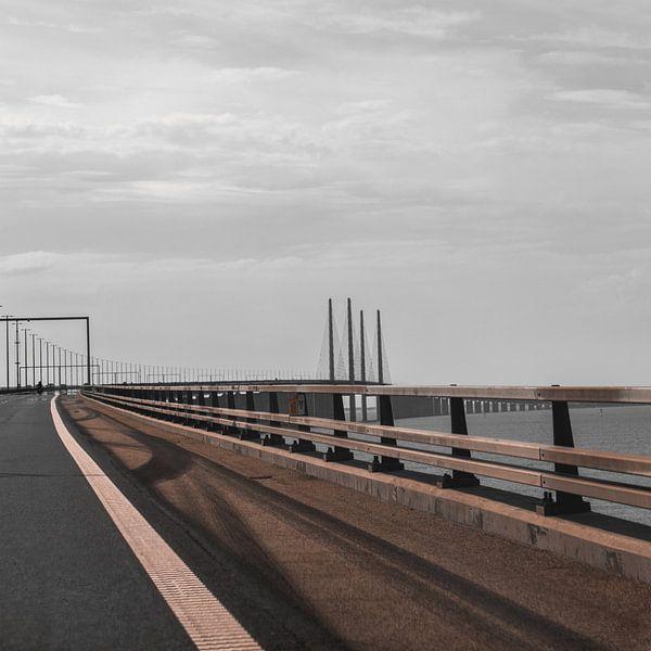 Öresundbrücke von Laurenz Heymann