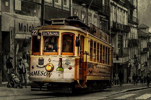 Tram van