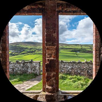 Iers landschap van Chris van Es