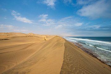 Woestijn en zee van Britta Kärcher