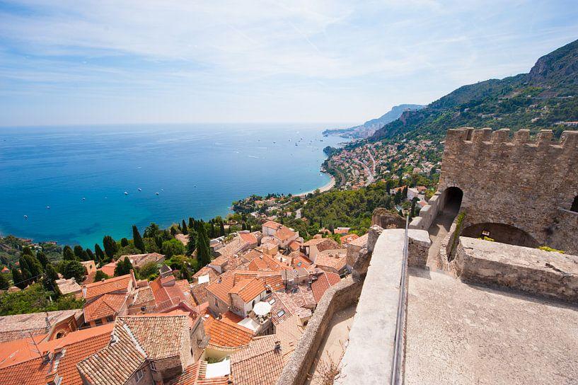 View of Monaco van Brian Morgan