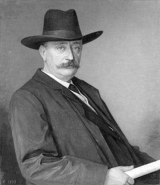 Johannes Martinus Messchaert, chanteur et professeur de chant, Jan Veth sur