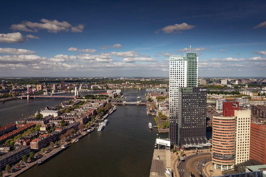 Bruggenstad Rotterdam