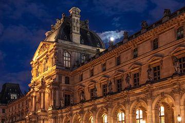 Cour du musée du Louvre, Paris sur Christian Müringer