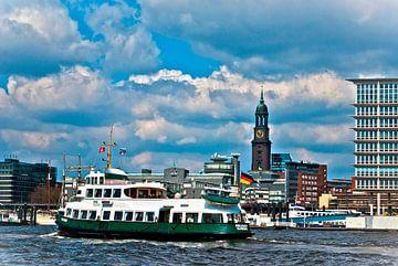 Hafenrundfahrt Hamburg sur Norbert Sülzner