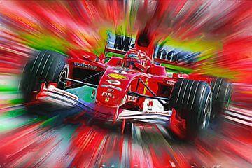 Michael Schumacher van Jean-Louis Glineur alias DeVerviers