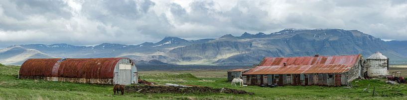 Iceland farm van jowan iven