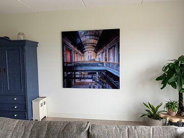 Klantfoto: Verlaten Industrie in Verval. van Roman Robroek
