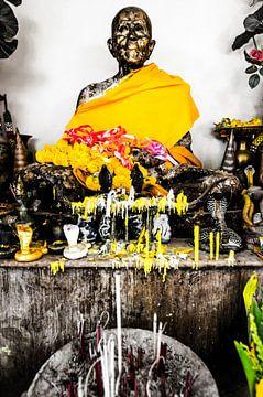 Le sage Bouddha sur Satur8 .nl