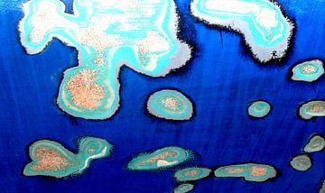 eilandelijk 4 van Marlies Verda