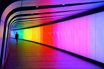 métro de Londres sur Patrick Lohmüller