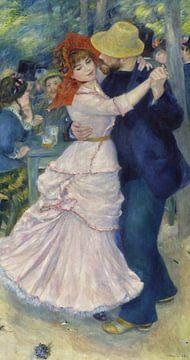 Dance at Bougival, Pierre-Auguste Renoir sur