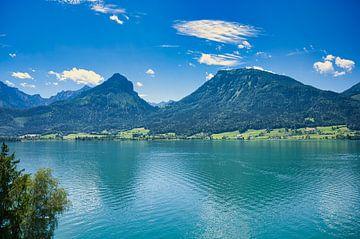 Blick über den Wolfgangsee von C. Nass