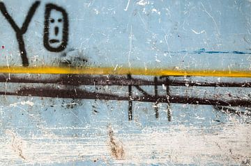 graffiti sur Dray van Beeck